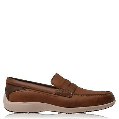 Mens Rockport Aiden Shoes Smart New • 45£