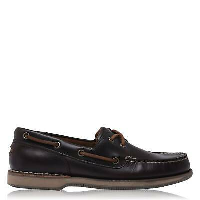 Mens Rockport Perth Fw Smart Shoes New • 55£