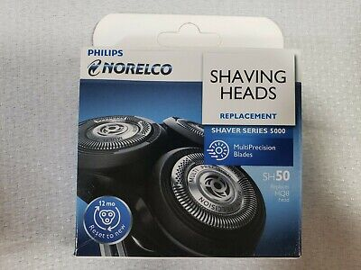 $ CDN24.11 • Buy Philips Norelco SH50 Replacement Shaving Heads HQ8 Series 5000 NEW Sealed
