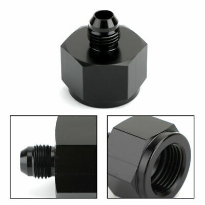 AU13.99 • Buy New -10 AN Female -6 AN Male AN Flare Fitting Reducer Adapter 10AN To 6AN Black,