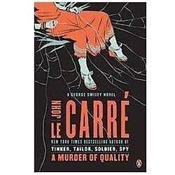 £10.57 • Buy A Murder Of Quality By John Le Carré (2012, Trade Paperback)