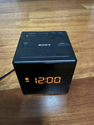 AU20 • Buy Sony Radio Alarm Clock