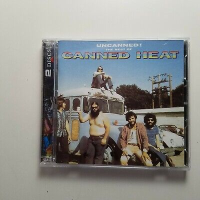 £17.31 • Buy Canned Heat Uncanned The Best Of CD - FAST SHIPPING
