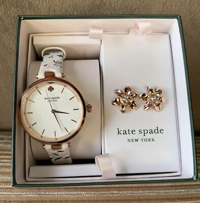 $ CDN100.24 • Buy MWT Kate Spade Watch And Earring Gift Set