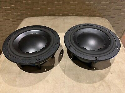$ CDN350 • Buy Dynaudio 15W75 8 Ohm 5.25  Midrange / Woofer Speaker (Pair)