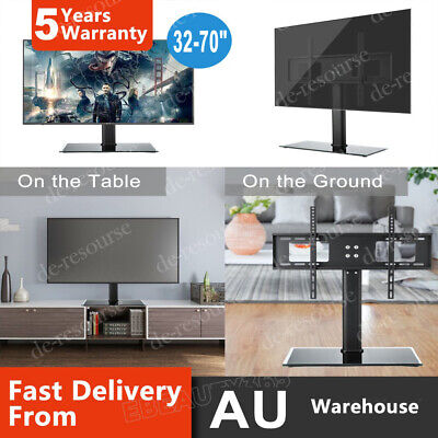AU39.77 • Buy Universal TV Riser Stand Mount For Samsung Sony Sharp 30-70  LCD LED Sony TCL TV