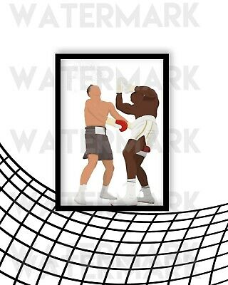 £5.99 • Buy Anthony Joshua, Boxing, Poster, Print, Gifts, Wall Art, Home Decor A4 Size