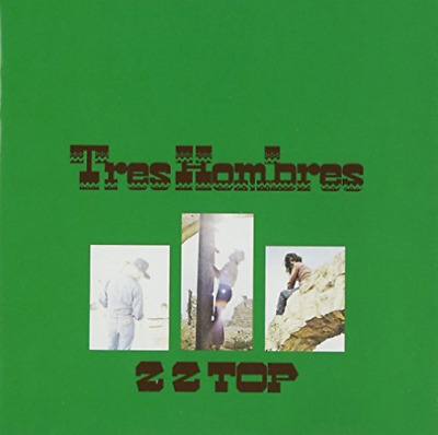 AU7.71 • Buy ZZ Top-Tres Hombres (Remastered And Expanded) CD NEW