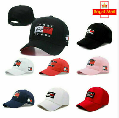 Baseball Cap Caps Hat Adjustable Mens Women New UK • 6.96£