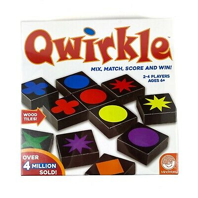 $ CDN23.71 • Buy Qwirkle MindWare Tile Game New In Package