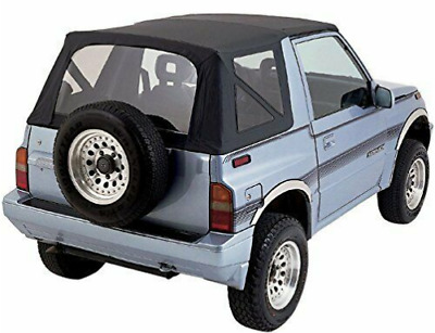 AU399 • Buy Suzuki Vitara Replacement Soft Top 1988-1998 CLEAR Windows IN STOCK