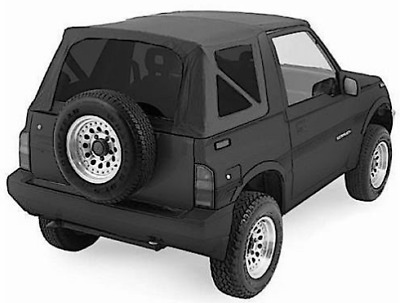 AU399 • Buy Suzuki Vitara Replacement Soft Top 1988-1998 TINTED Windows IN STOCK