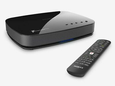 Humax Aura 2TB 4K Android TV Recorder With Freeview Play. 1 Year Guarantee • 279£