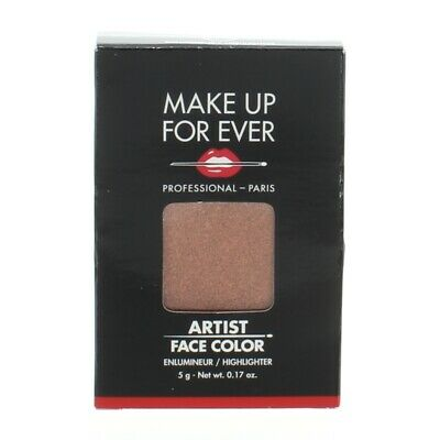 Make Up For Ever Bronze Highlighter Powder Artist Face Colour Refill H312 - NEW • 15.99£
