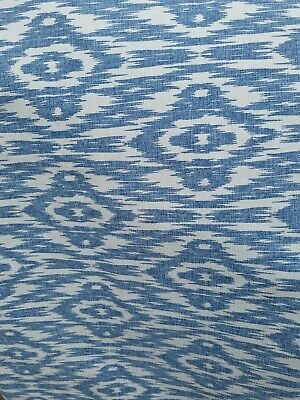£65 • Buy Door Curtain In Good Quality Fabric   Thermal Lined  Blue
