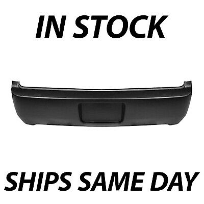 $153.46 • Buy NEW Primered - Rear Bumper Cover For 2005-2009 Ford Mustang V6 W/ Single Exhaust