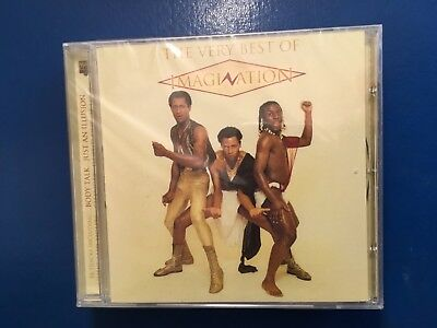 £20 • Buy Imagination.         Very Best Of. Imagination.       Compact Disc.