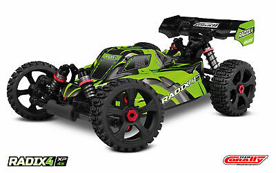 Team Corally 1/8 Scale Radix4 XP 4WD 4S Brushless RTR Buggy COR00186 • 307.55£