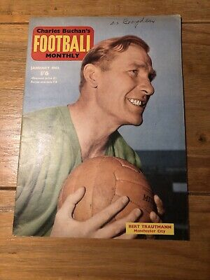 £2.50 • Buy Charles Buchan's Football Monthly - January 1962