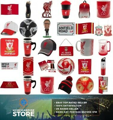 Liverpool FC Official Merchandise Football Fathers Day Birthday Gift Ideas • 10.99£