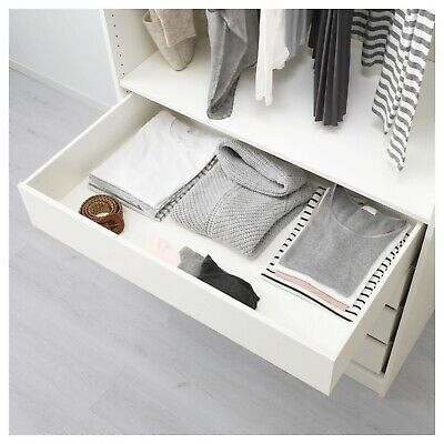 *IKEA* KOMPLEMENT Drawer, White 100x58 Cm 902.463.52 *Brand New In Pack* • 35£