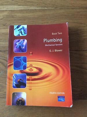 £3 • Buy Plumbing Mechanical Services Book Two Fourth Edition