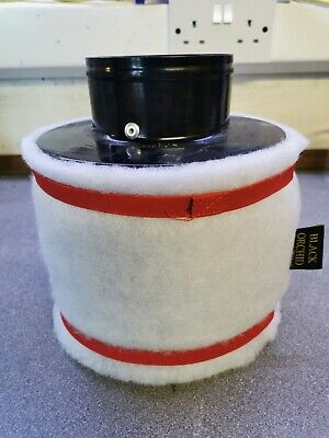 Hydropoinc Grow Room Activated Carbon Filter 4  Small Used • 18£
