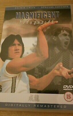 $ CDN19.44 • Buy Magnificent Bodyguards [DVD] Rare Special Edition Oop UK Jackie Chan 1978 Retro