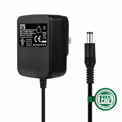 $12.99 • Buy Fite ON AC Power Adapter Charger For M-Audio ProKeys Sono 61 & 88 Digital Piano