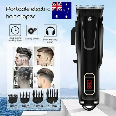 AU48.99 • Buy Philips Hair Clippers Electric Men Professional Haircut Boy Trimmer Grooming Kit