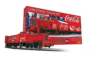 £92.25 • Buy The Coca-Cola Christmas Train Set (2020 Limited Edition) Hornby R1233