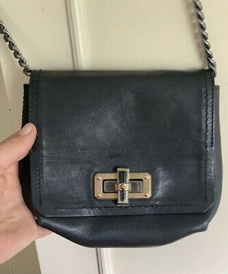 Real Leather Lanvin Shoulder Bag • 128£