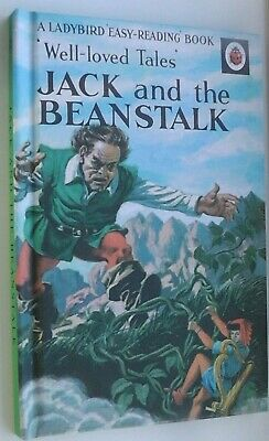 Ladybird Book,Jack And The Beanstalk,Reprint,Series 606D,Mint Condition • 5.50£