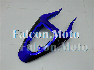 $179.35 • Buy Rear Tail Cowl Fairing Fit For GSX-R 1000 2000 2001 2002 K2 Blue Black Injection