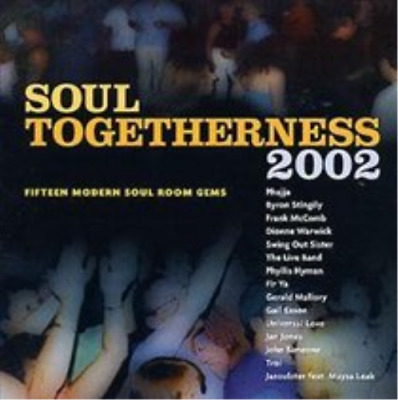 £13.90 • Buy Various-Soul Togetherness 2002 CD NEW