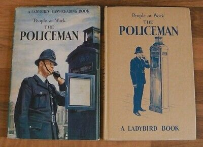 Ladybird Book,The Policeman,People At Work, 606B,1st Edition • 9.99£