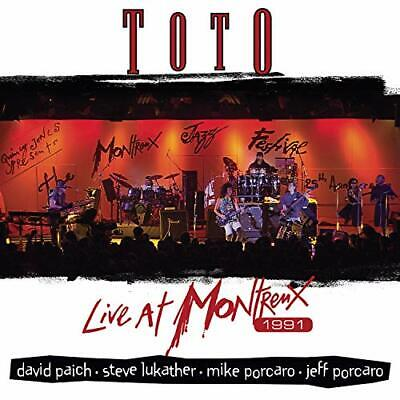 £22.75 • Buy Live At Montreux 1991 - Toto