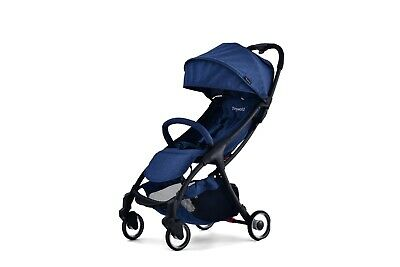AU130 • Buy Tinyworld Compact Cabin Light Weight Baby Stroller Baby Pram Travel Carry Blue