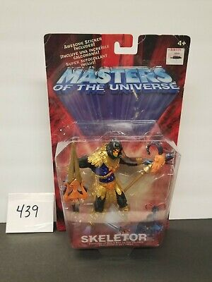 $50 • Buy MOTU 200X Masters Of The Universe Disco Skeletor MOC Action Figure