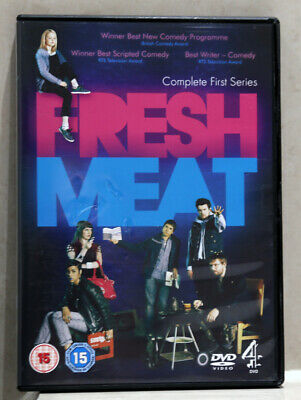 £4.99 • Buy Fresh Meat Complete First Series 2 Discs Dvd