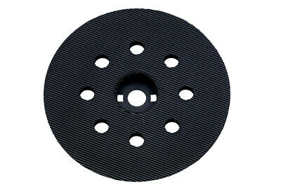 Metabo Backing Pad 125 (122) MM Medium, Perforated For Sxe 125 Orbital Sander • 28.02£