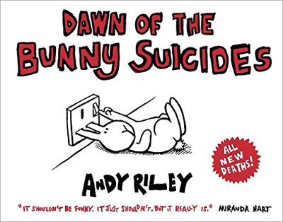 £12.89 • Buy Riley, Andy-Dawn Of The Bunny Suicides BOOK NEW