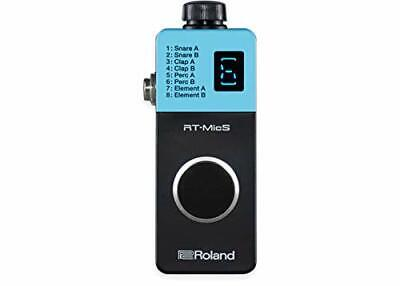 AU479.31 • Buy Roland RT-MicS Hybrid Drum Module FromJAPAN