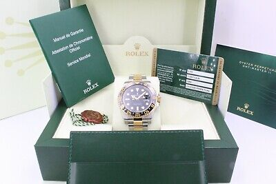 $ CDN18527.09 • Buy Rolex GMT-Master II 116713LN Box And Papers 2013