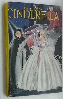 Ladybird Book,The Story Of Cinderella,1949 Edition,Series 413 • 8.50£
