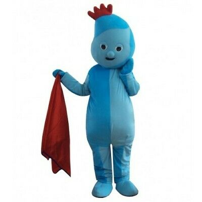Upsey Daisy Or Iggle Piggle Mascot Costume 2 Options 1 Supplied Ask For 15% Off • 167.68£