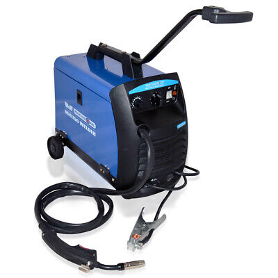 ExDemo Wolf Pro MIG 150 Combination Gas / No Gas Welder With No Gas Kit • 199.99£
