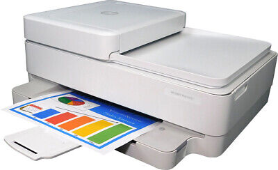 View Details HP ENVY Pro 6452 All-in-One Printer - New - Open Box • 54.99$