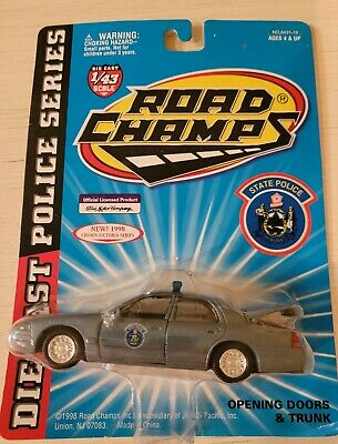 $7.50 • Buy Road Champs Police Series (Maine State Police)