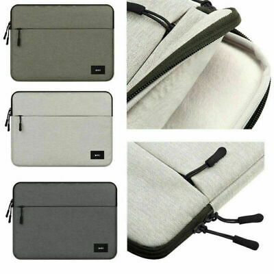 AU25.06 • Buy Carry Laptop Sleeve Case Zipper Pouch Bag For 11  -15.4  Inch Ultrabook NoteBook